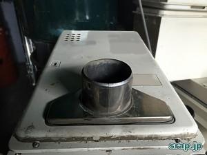 給湯器の写真