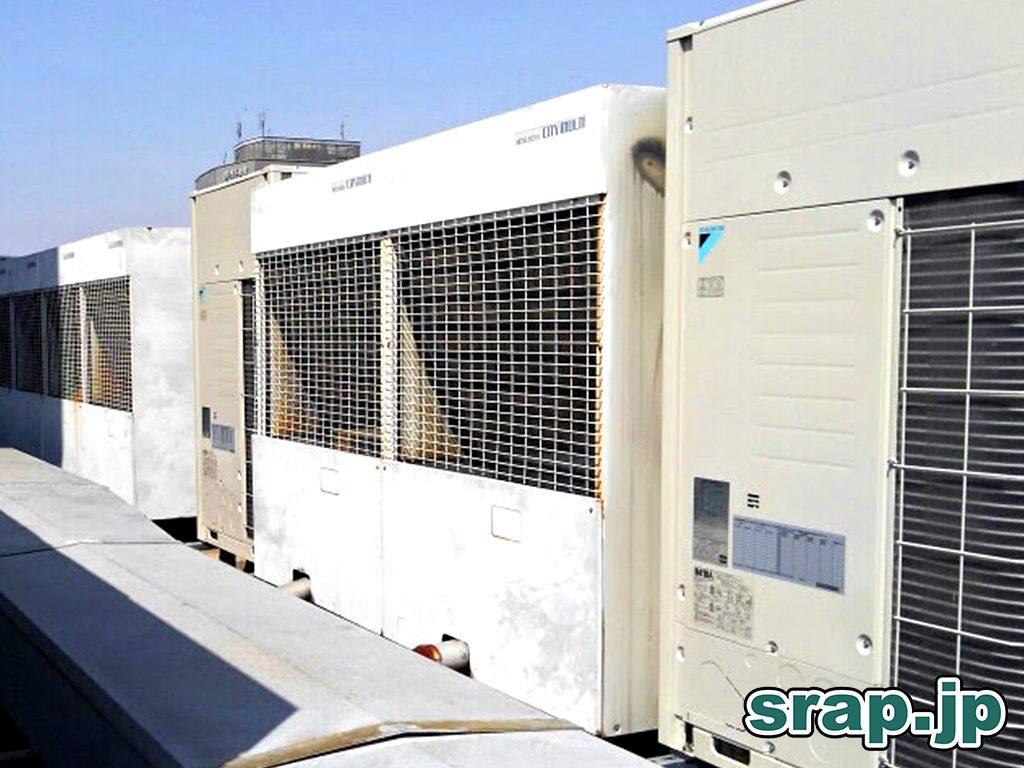 工業用エアコン