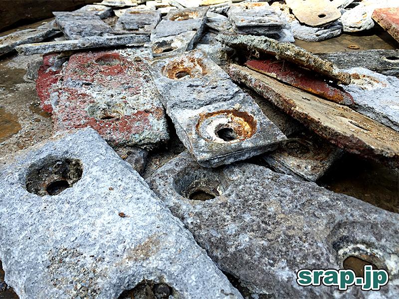 アルミ防蝕板