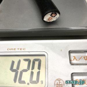 銅線全体重量
