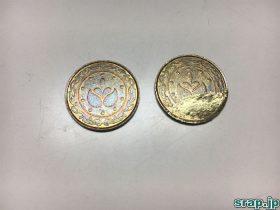 真鍮メダル 色の違い