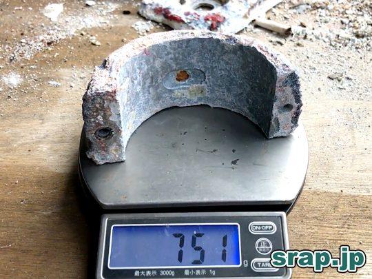 亜鉛 計量