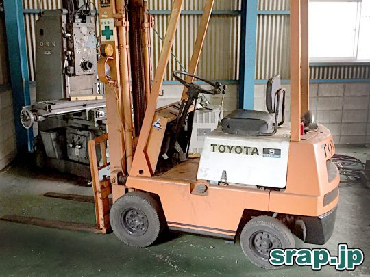トヨタ フォークリフト
